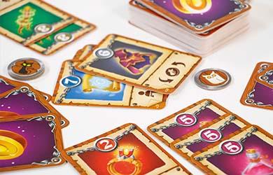 999 Games - De Magische Markt van Cameloot