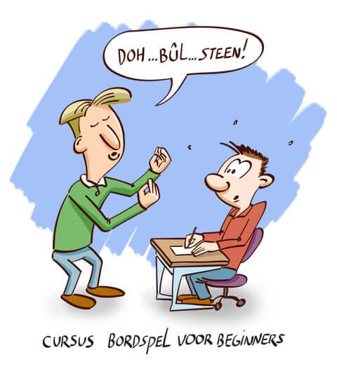 Cursus bordspel voor beginners