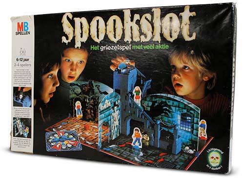 999 Games - Spookslot uit 1985