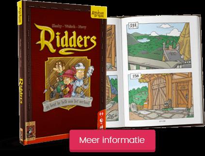 Spannende Ridders Adventure By Book Boeken Als Spel Breinbreker Leerzaam