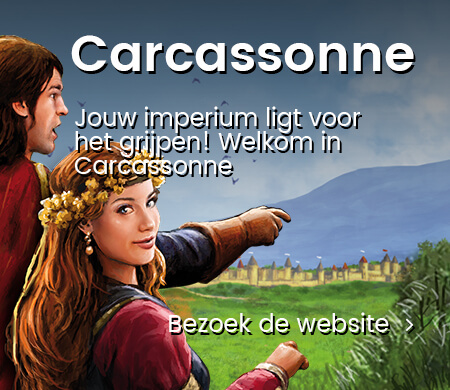 Naar de speciale Carcassonne website
