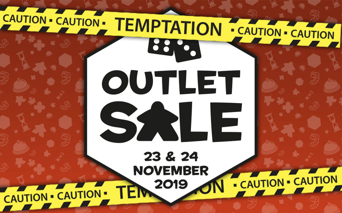 Kom naar de Outlet Sale!