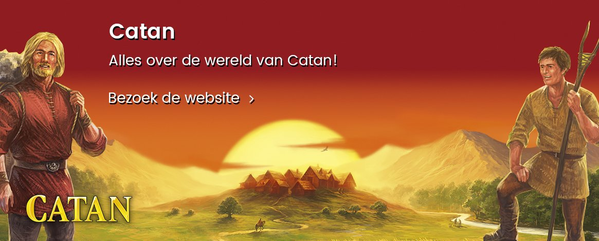 Naar de speciale Catan website