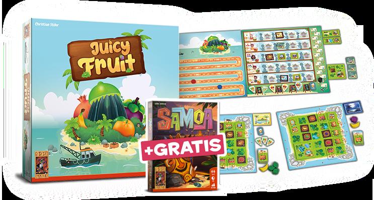 Meer informatie - Juicy Fruit