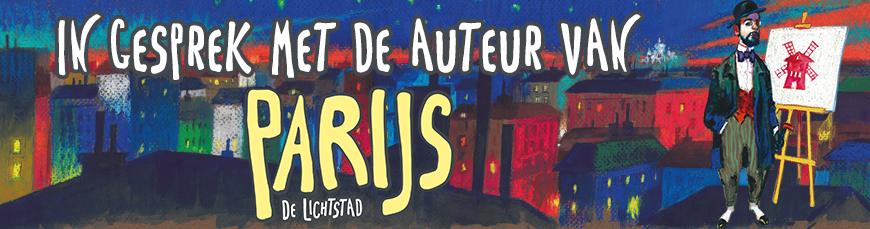 In gesprek met de auteur van Parijs