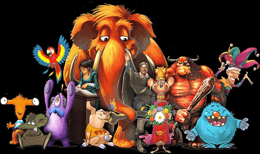 Het team van 999 Games