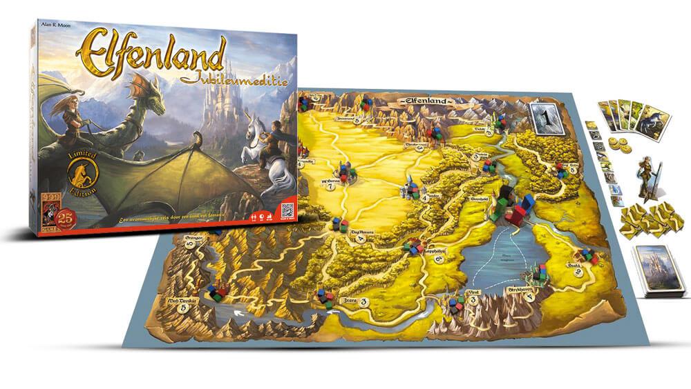 Elfenland van 999 Games