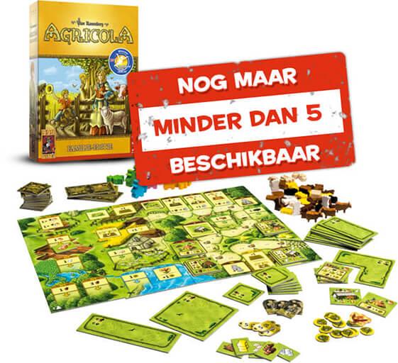 Agricola Familie-editie - Bordspel