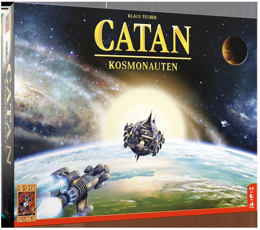 Catan: Kosmonauten - Bordspel