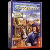 Carcassonne Uitbreiding Graaf Koning & Consorten-nieuw
