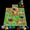 Carcassonne-Burgemeesters & Abdijen_spelmateriaal