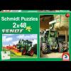 Fendt tractors 2x 48 pcs