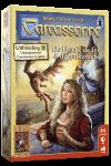 Carcassonne: De Draak, de Fee en de Jonkvrouw Bordspel
