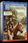 Carcassonne: Kathedralen & Herbergen Bordspel