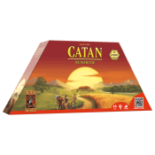 Catan-Reiseditie-speelmateriaal