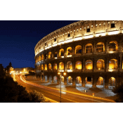 Colosseum by night, 1000 pcs