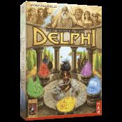 Het Orakel van Delphi speelmateriaal