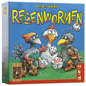 Regenwormen speelmateriaal