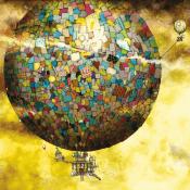 Square puzzle fantast Balloonride 1000pcs
