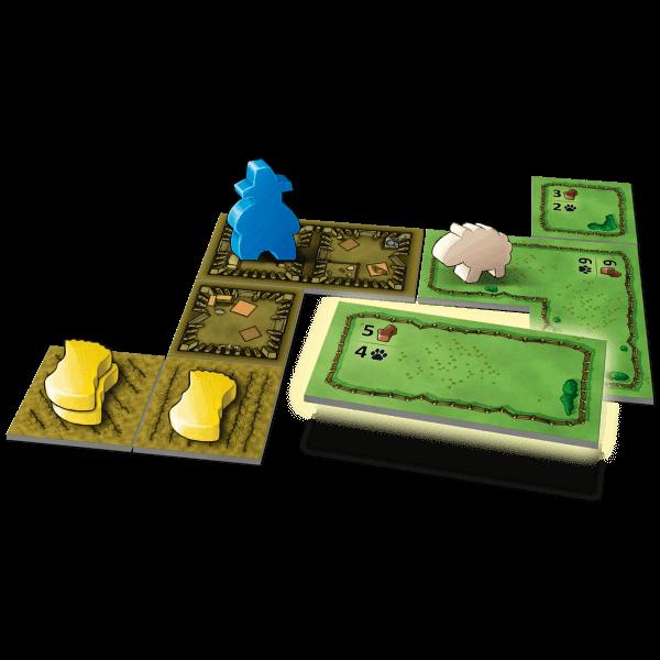 Agricola Familie-editie spel