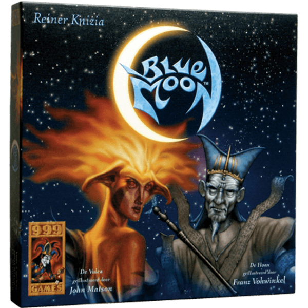 Blue Moon basisspel