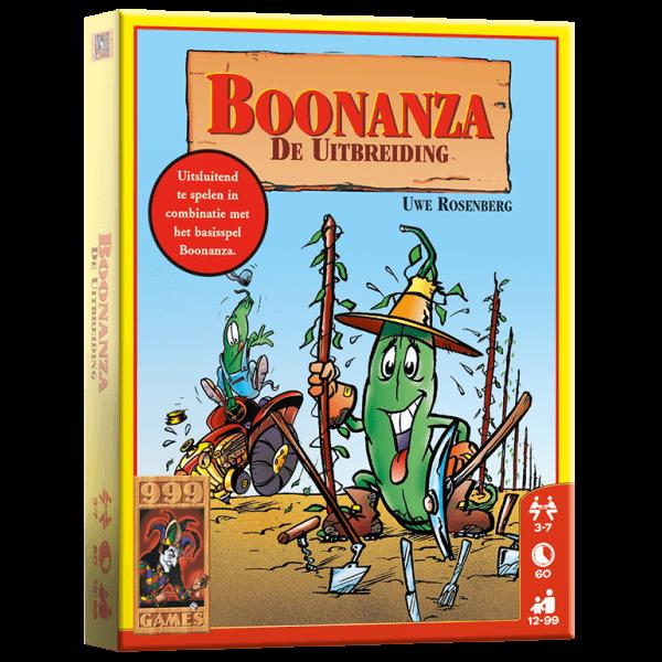 Boonanza-De-Uitbreiding