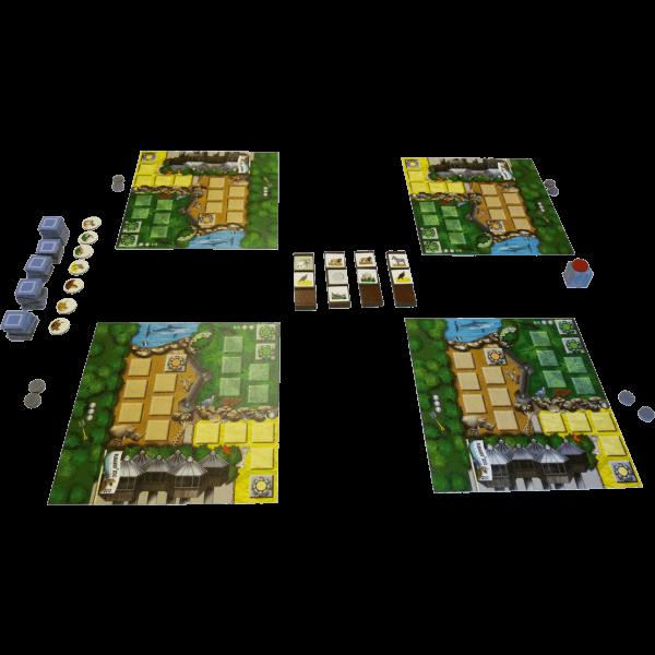 Burgers'-Zoo-spel