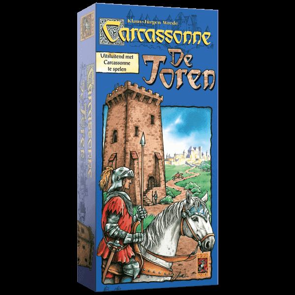 Carcassonne-De-Toren