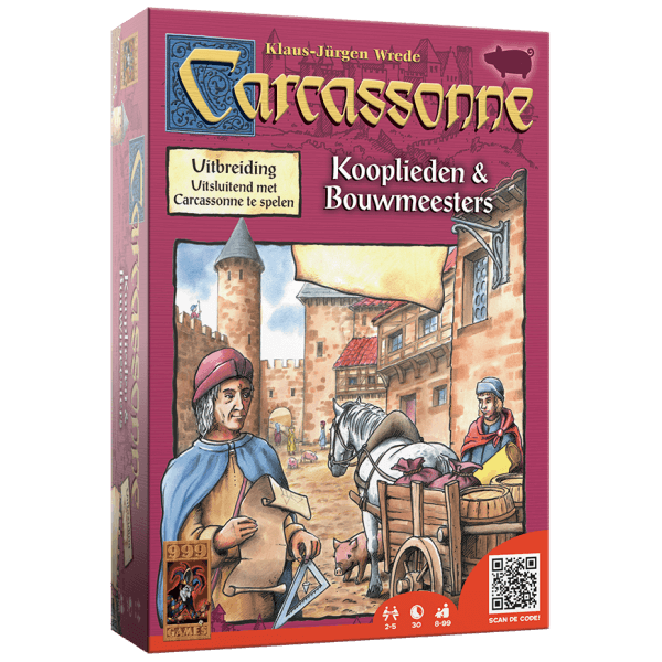 Carcassonne-Uitbreiding-Kooplieden-en-Bouwmeesters