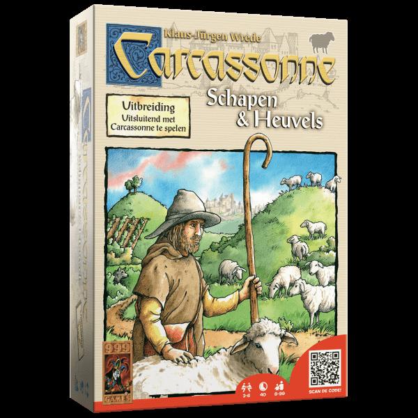 Carcassonne-Uitbreiding-Schapen-en-Heuvels-origineel