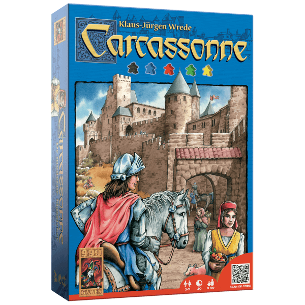 Carcassonne-origineel