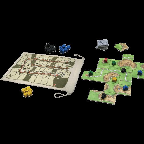 Carcassonne Reiseditie spel