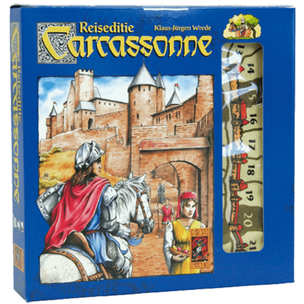 Carcassonne reiseditie