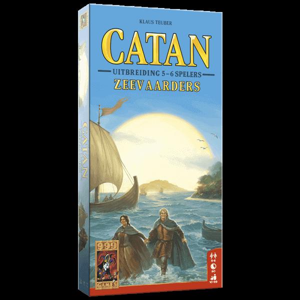 Catan - Zeevaarders 5-6