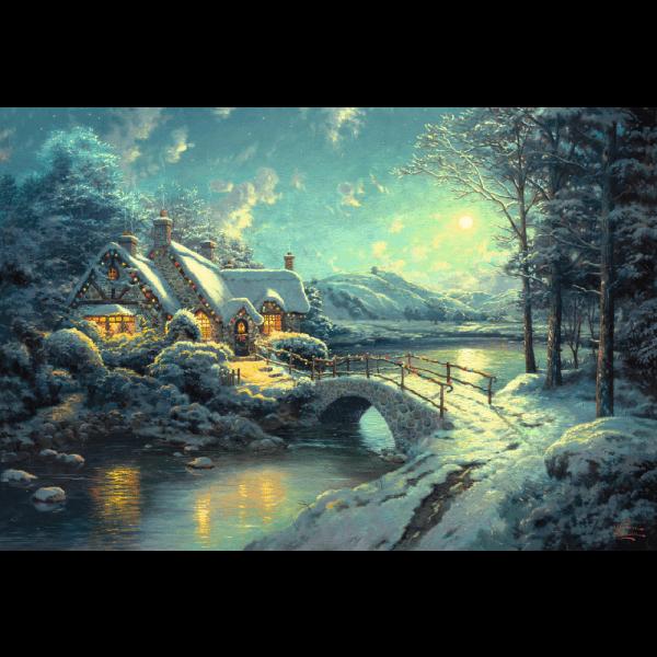 Christmas Moonlight 500 pcs