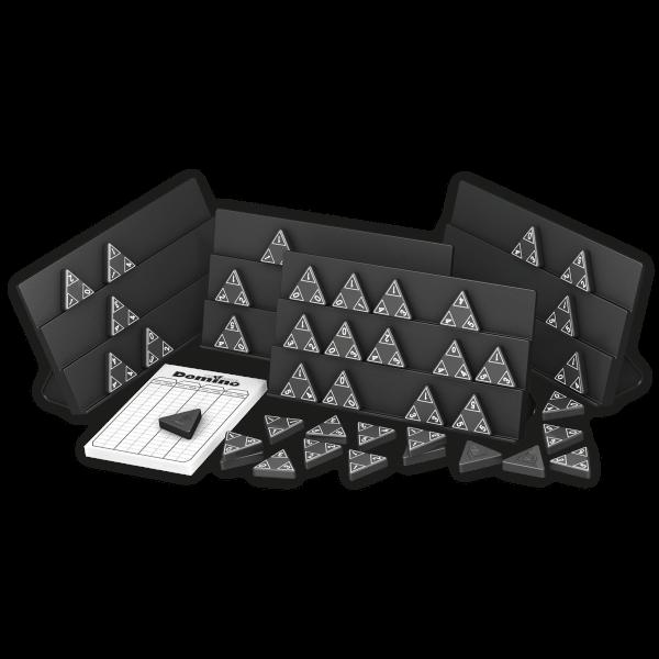 Classic Line Tripple Domino spel