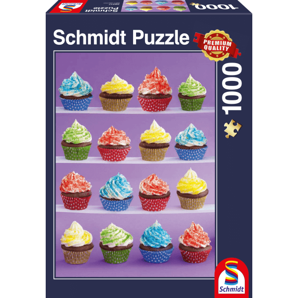 Cupcakes-Delight,-1000-pcs