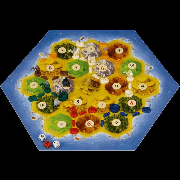 De-Steden-en-Ridders-van-Catan-5-6-speelmateriaal