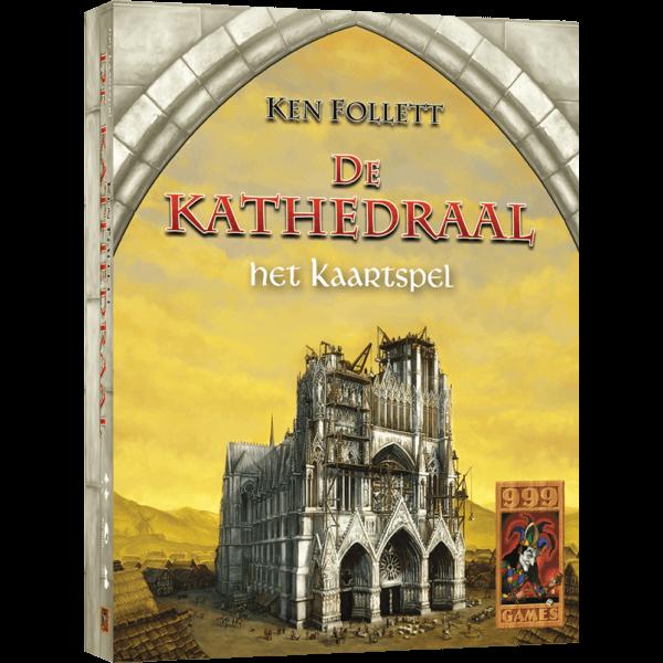 De Kathedraal het kaartspel