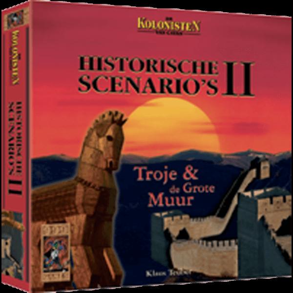De kolonisten van catan Historische Scenario's II