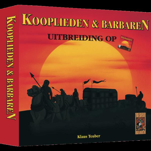 De kolonisten van catan Kooplieden en Barbaren