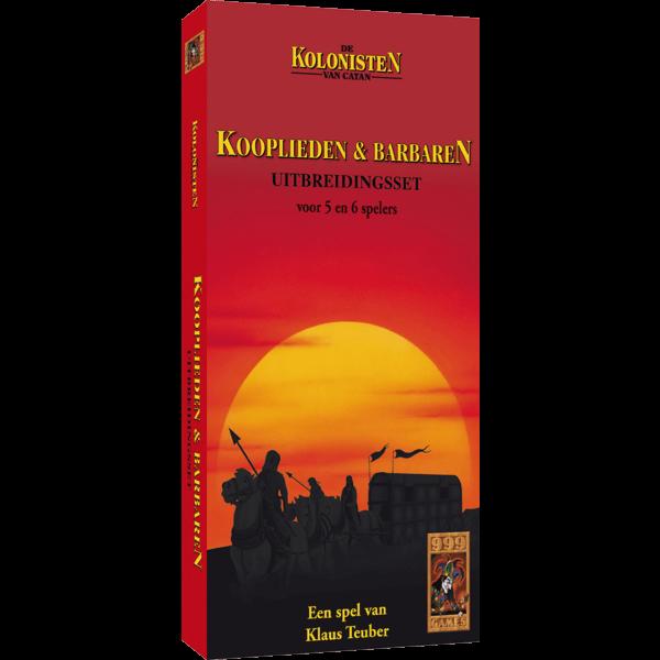 De kolonisten van catan Kooplieden en Barbaren 5-6