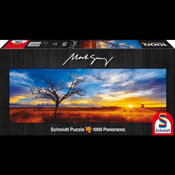 Desert Oak at Sunset Northern Territory Australia 1000 pcs