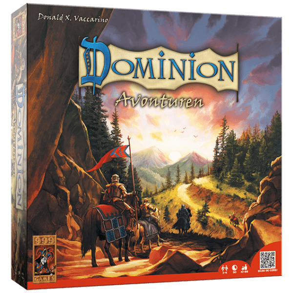 Dominion-Uitbreiding-Avonturen