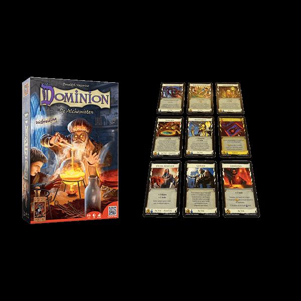 Dominion De Alchemisten_spelproduct