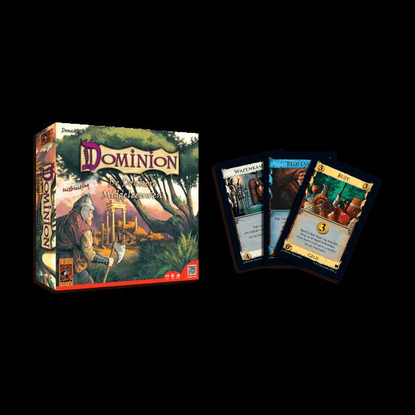 Dominion De Donkere Middeleeuwen_spelproduct