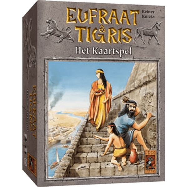 Eufraat en Tigris Het Kaartspel