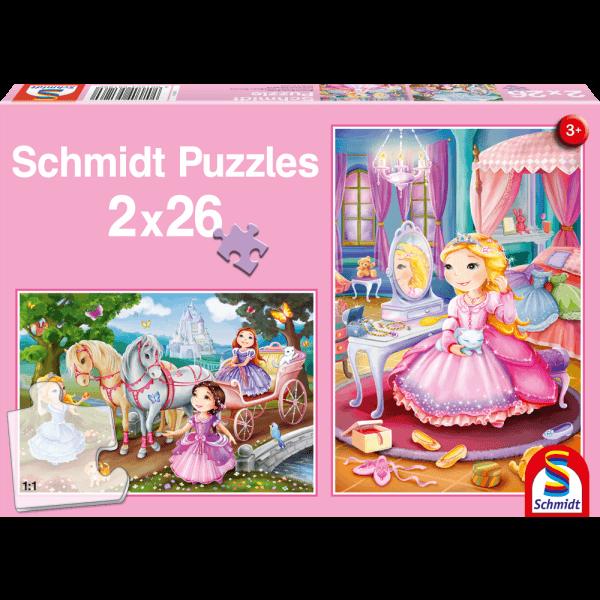 Fairytale Princesses 2x26 pcs