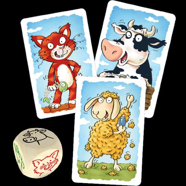 Funny Farm spel
