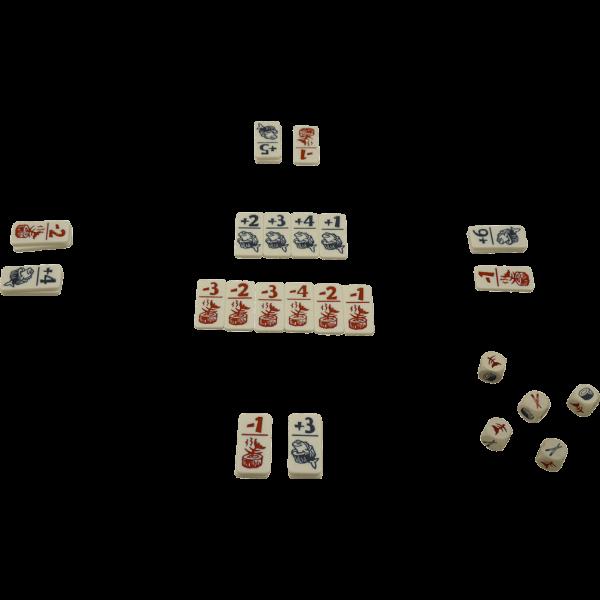 Geharrewar in de Sushibar spel